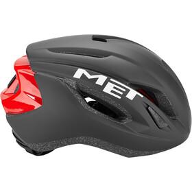 MET Strale Helmet black/red